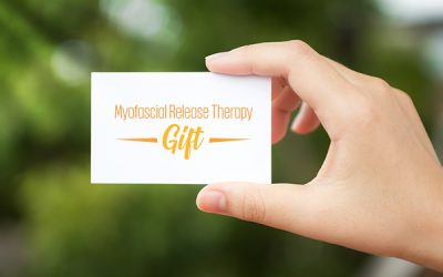 Gift Cards for Myofascial Release Therapy